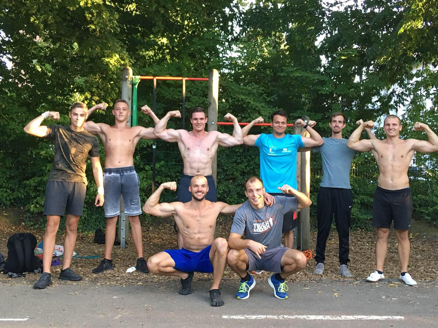 Read more about the article Street Workout 74613 e.V. wird Verbandsmitglied