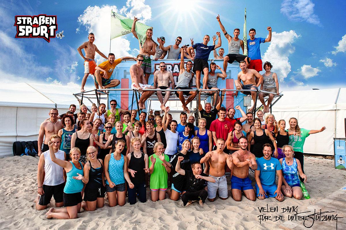 Read more about the article Verstärkung durch Straßensport e.V. aus Rostock