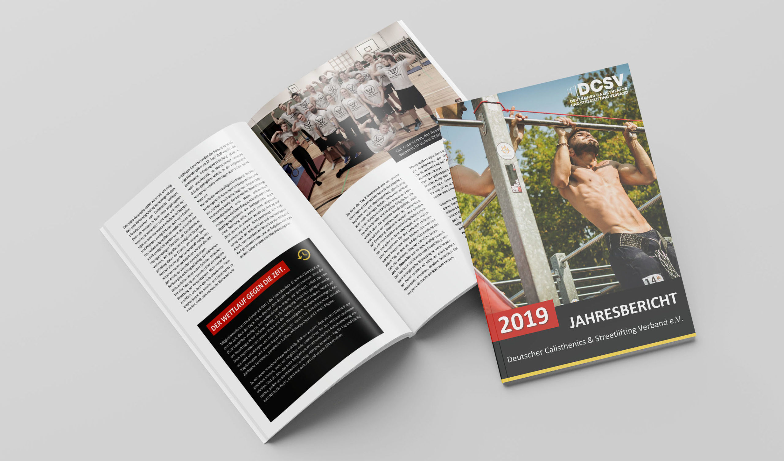 Read more about the article Jahresbericht 2019