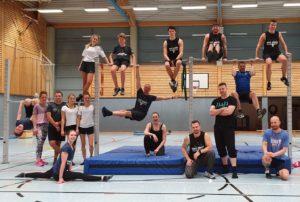 Read more about the article Street Workout Rotenburg (SwoRow) schließt sich dem Verband an