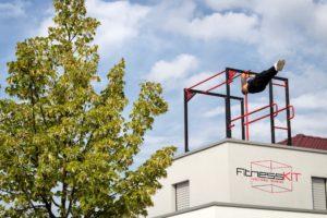 Gerätehersteller FitnessKIT wird Fördermitglied