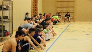 Hood Training wird 8. förderndes Mitglied