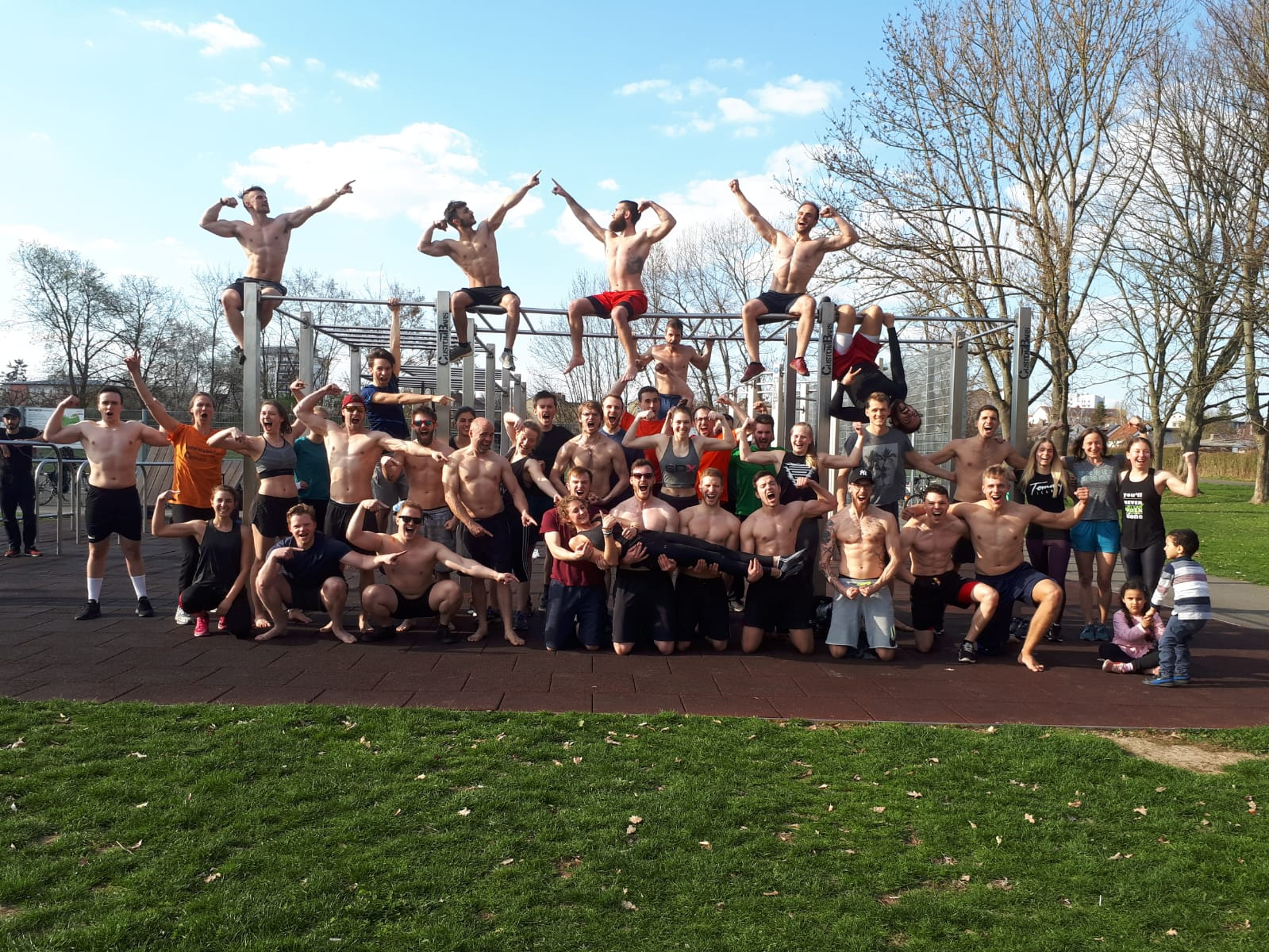 Read more about the article Streetworkout Gießen ist jetzt Teil des DCSV