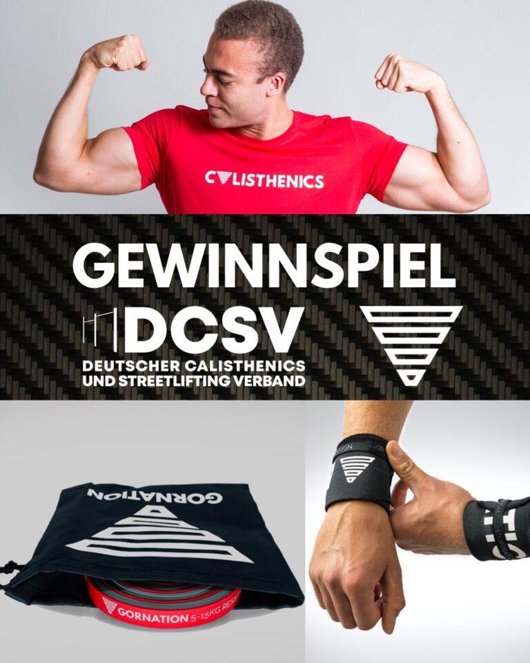 Bild zum Gewinnspiel DCSV
