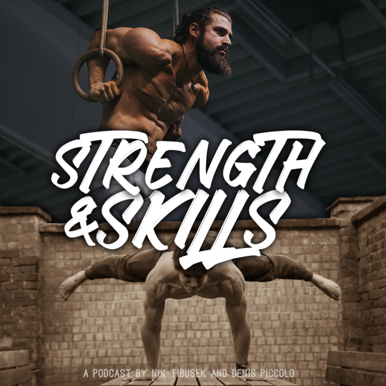 Titelbild des Strength & Skills Podcast