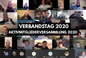 DCSV: Erster Verbandstag und erste Aktivmitgliederversammlung