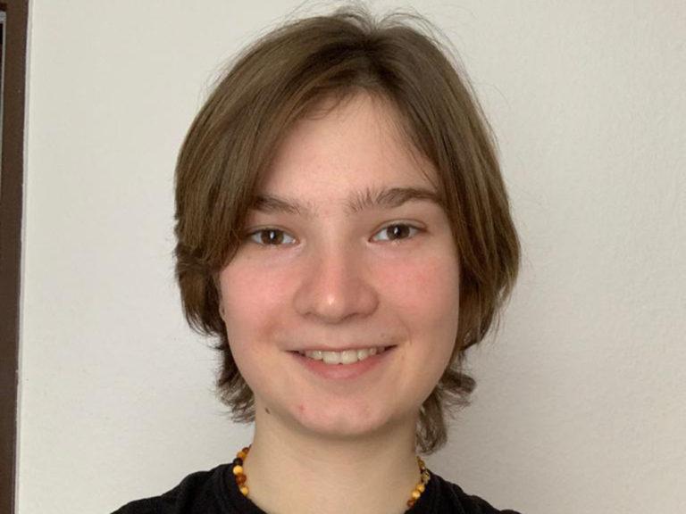 Portrait von Hannah Braun
