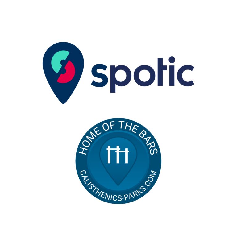 Logo von SPOTIC GmbH und Calisthenics-Parks.com