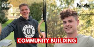 Read more about the article Verstärkung im DCSV im Community Building